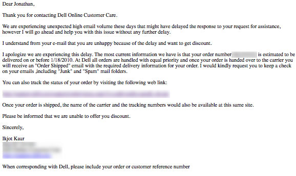 What The Dell A Tale Of Customer Service Gone Awry