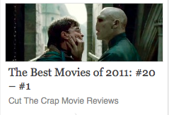 Cut the Crap Movie Reviews